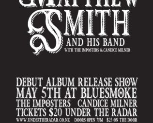 Matthew Smith Album Release Show