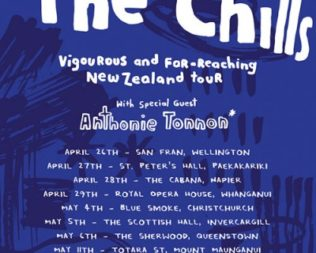 The Chills Vigorous and Far Reaching NZ Tour