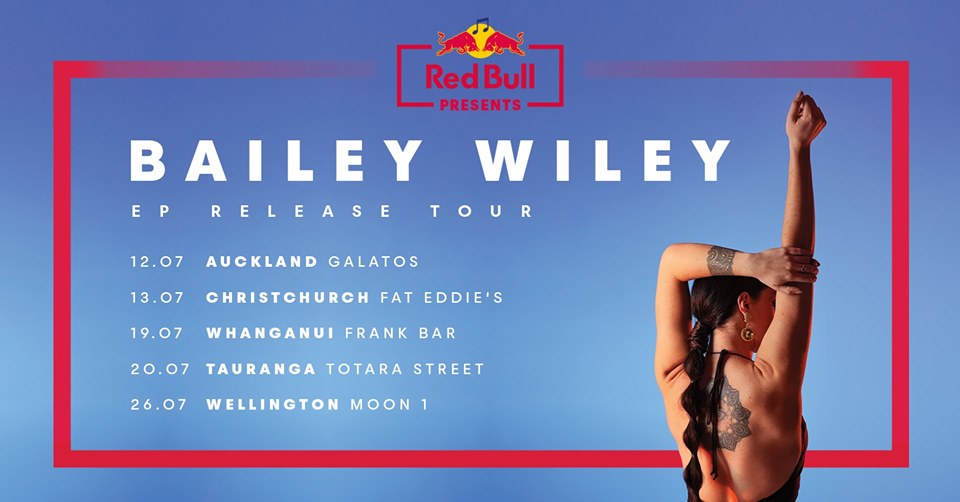 Bailey Wiley – EP Release Tour / Christchurch