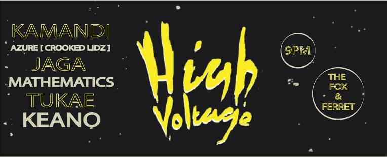 SIMBA Presents: High Voltage Ft Kamandi - SoundsGood