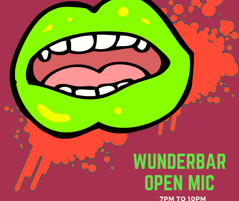 Wunderbar Showcase & Open Mic