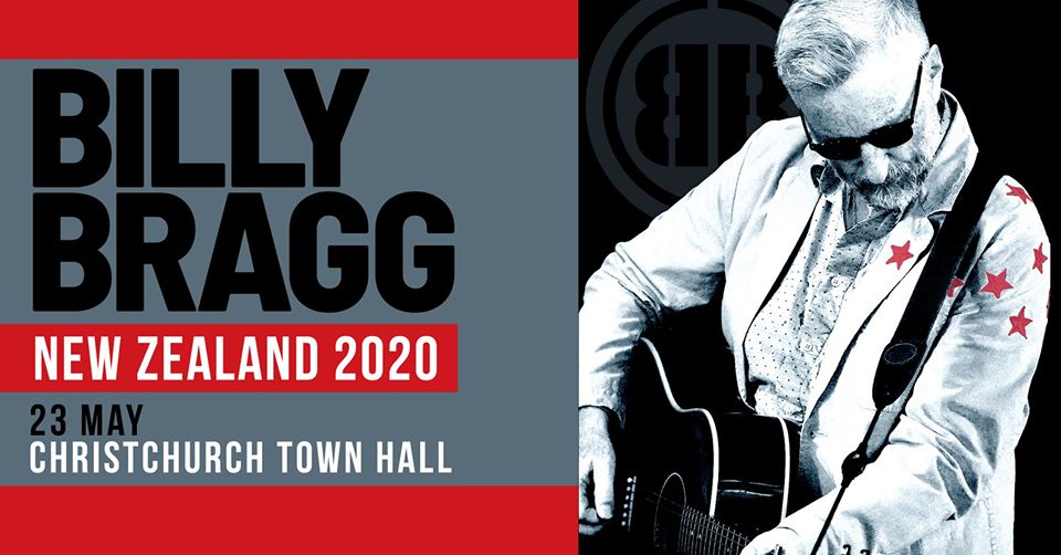 Billy Bragg | Christchurch