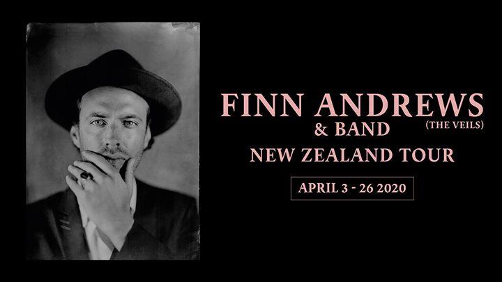 Finn Andrews (The Veils) & Band – Christchurch