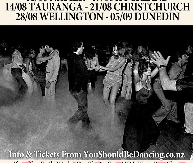 You Should Be Dancing at Blue Smoke