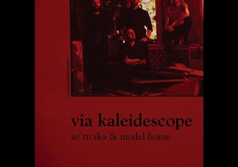 Via Kaleidoscope // Troika // Model Home