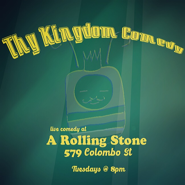 Thy Kingdom Comedy